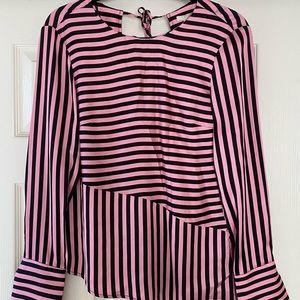Black & Pink H&M Blouse